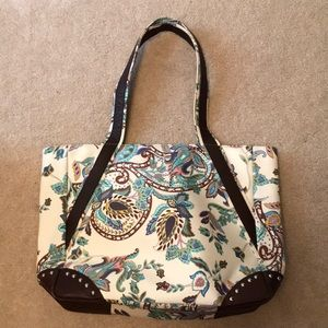 Large Paisley Bag
